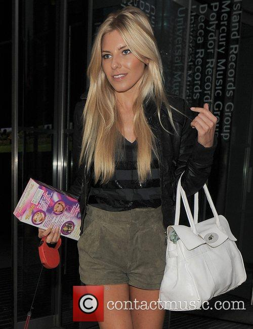 Mollie King, Britney Spears, The Band and The Saturdays 8