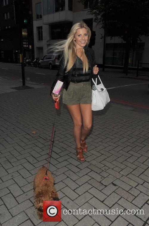 Mollie King, Britney Spears, The Band and The Saturdays 3