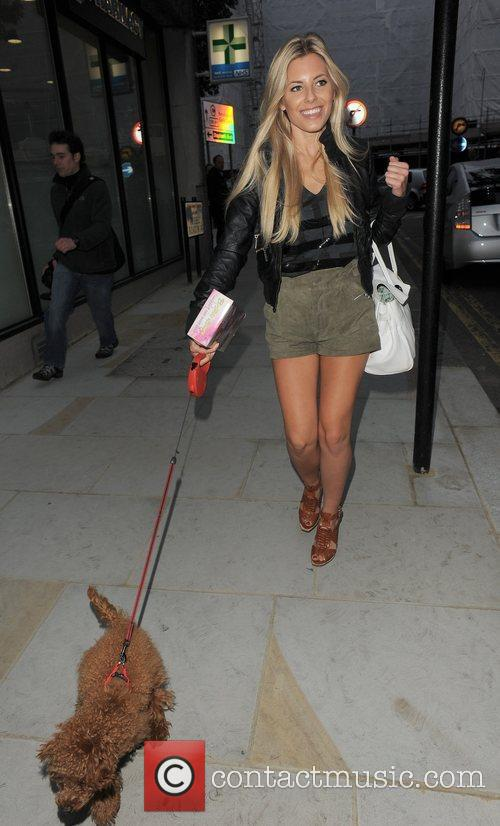 Mollie King, Britney Spears, The Band and The Saturdays 11