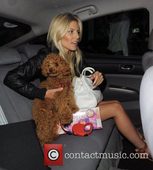 Mollie King, Britney Spears, The Band and The Saturdays 17
