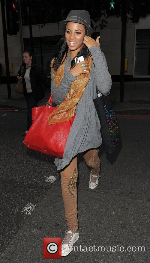 Rochelle Wiseman, The Band and The Saturdays 11