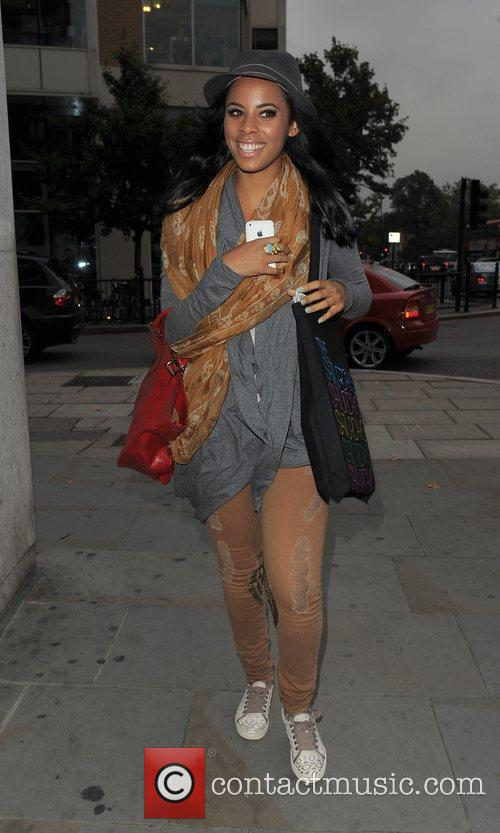 Rochelle Wiseman, The Band and The Saturdays 10
