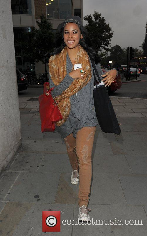 Rochelle Wiseman, The Band and The Saturdays 1