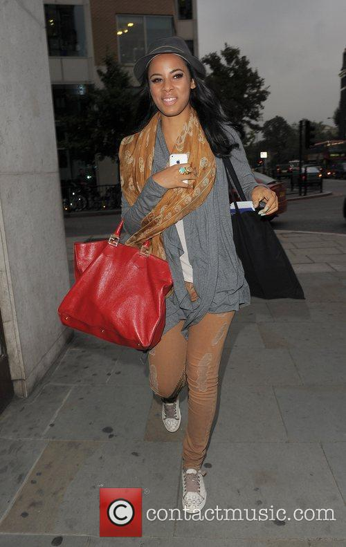Rochelle Wiseman, The Band and The Saturdays 9