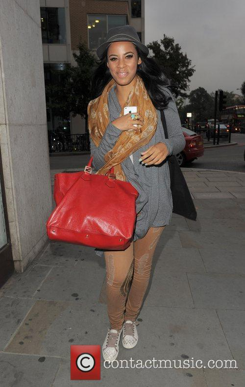Rochelle Wiseman, The Band and The Saturdays 12