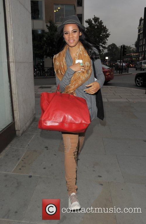 Rochelle Wiseman, The Band and The Saturdays 3