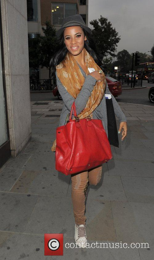 Rochelle Wiseman, The Band and The Saturdays 2