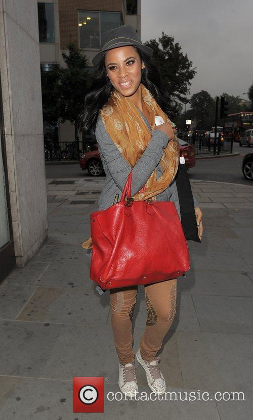 Rochelle Wiseman, The Band and The Saturdays 4