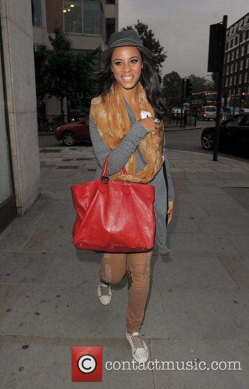 Rochelle Wiseman, The Band and The Saturdays 8