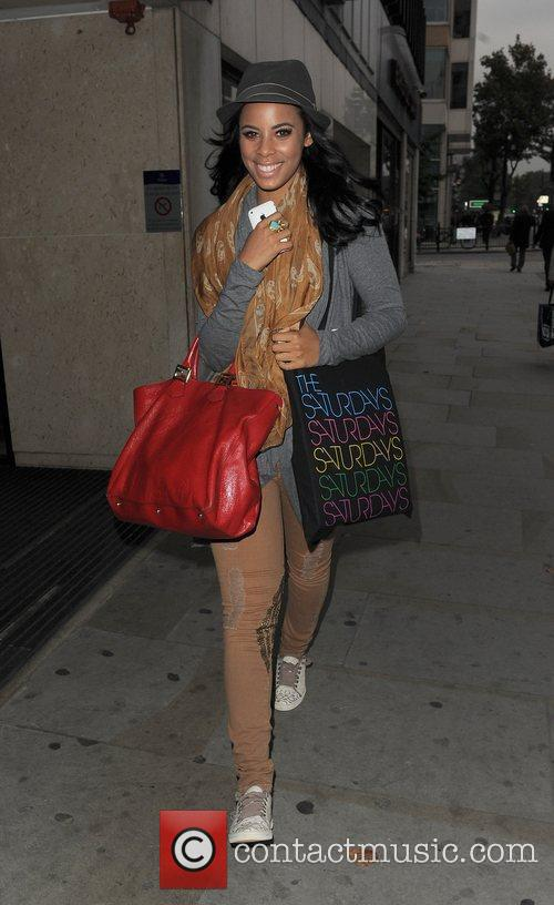 Rochelle Wiseman, The Band and The Saturdays 6