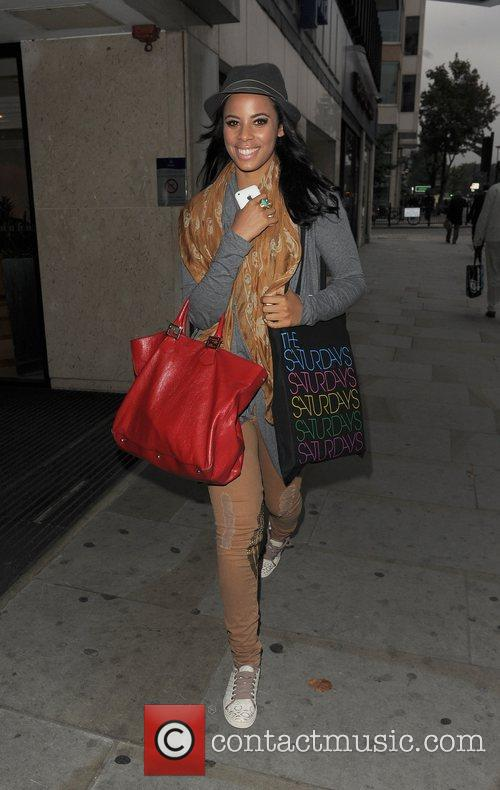 Rochelle Wiseman, The Band and The Saturdays 13