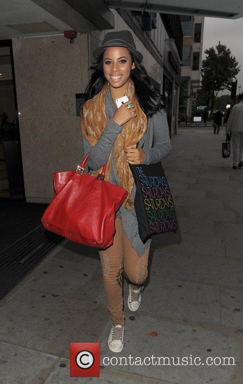 Rochelle Wiseman, The Band and The Saturdays 5