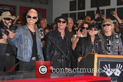 Lemmy Kilmister, Pawel Maciwoda, Rudolf Schenker, Klaus Meine,...