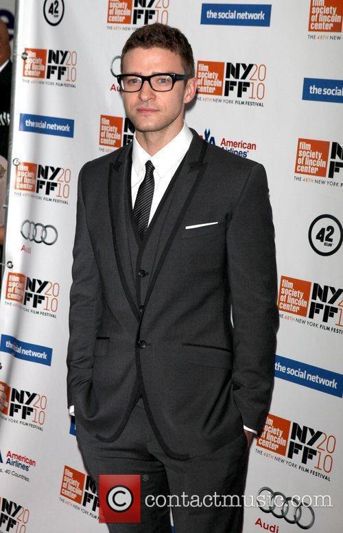 Justin Timberlake The 48th New York Film Festival...