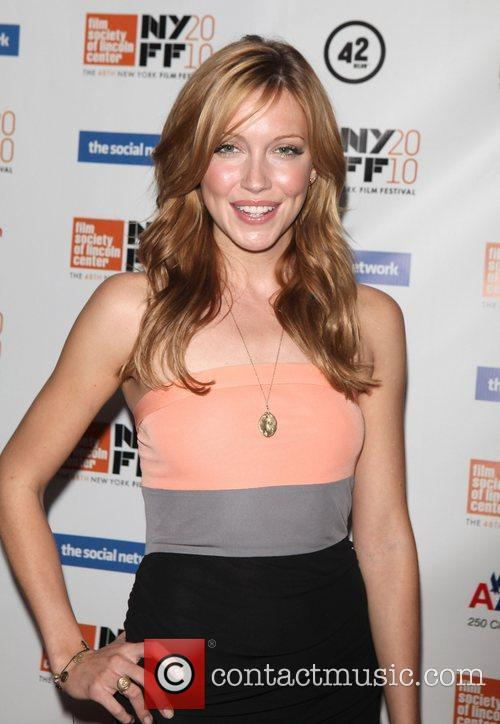 Katie Cassidy The 48th New York Film Festival...