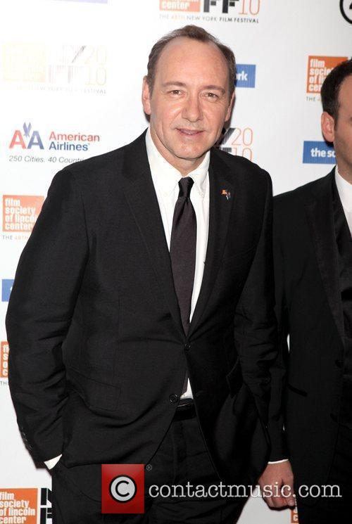 Kevin Spacey The 48th New York Film Festival...