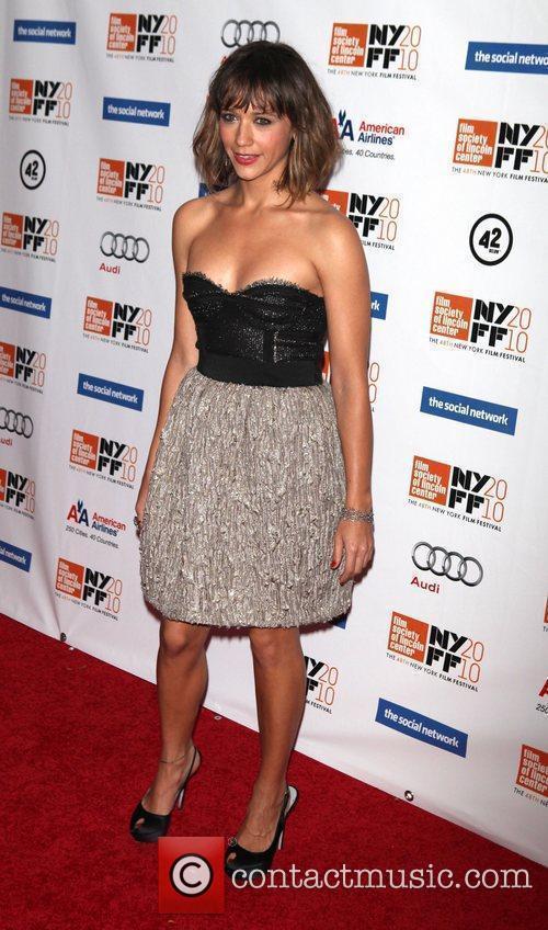 Rashida Jones The 48th New York Film Festival...