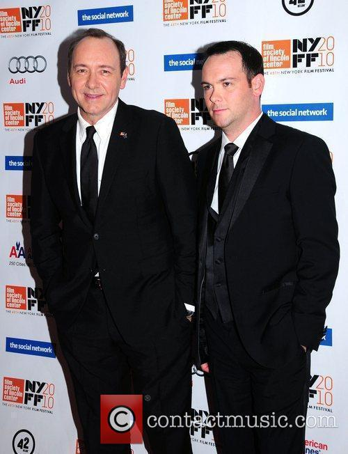 Kevin Spacey and Guest The 48th New York...