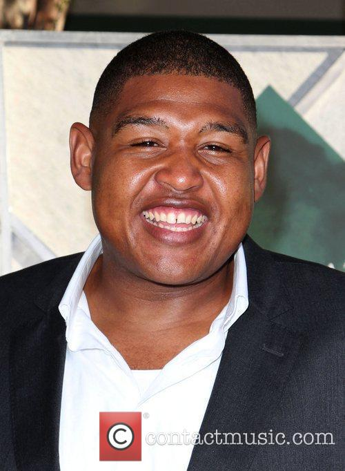 Omar Benson Miller Creative Visions Foundation benefit screening...