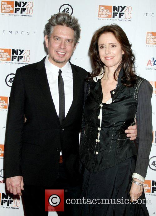 Elliot Goldenthal and Julie Taymor  48th New...