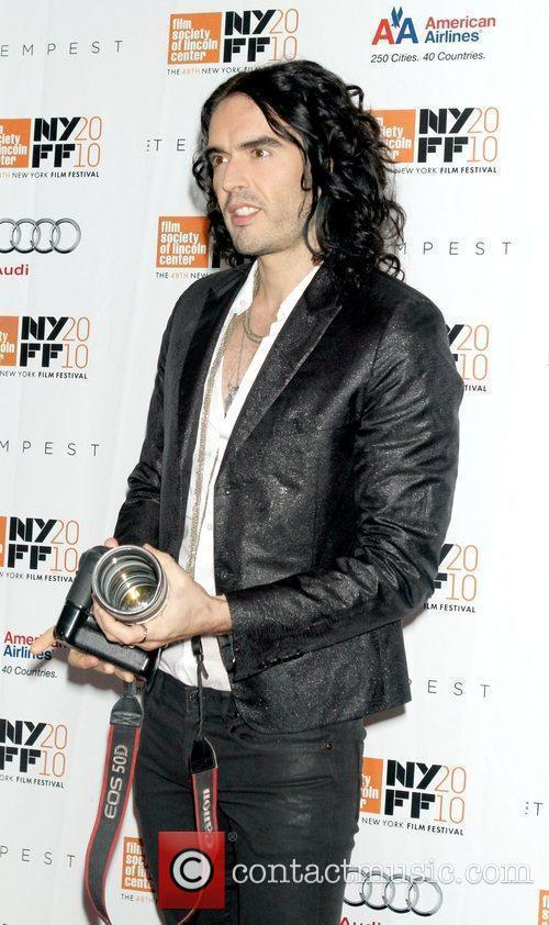 Russell Brand 48th New York Film Festival -...