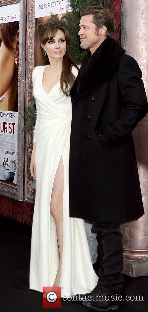 Angelina Jolie and Brad Pitt 18