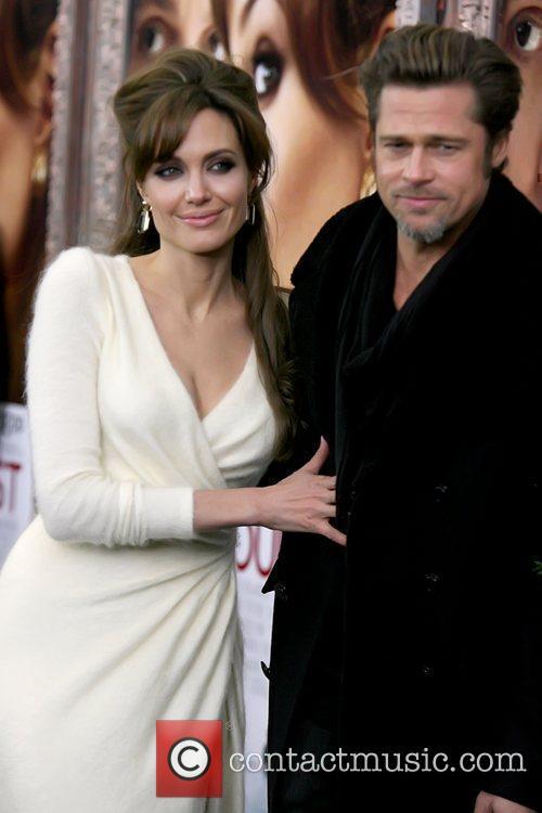 Angelina Jolie and Brad Pitt 20