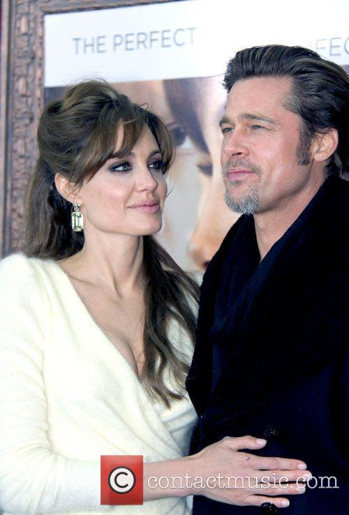 Angelina Jolie and Brad Pitt 23