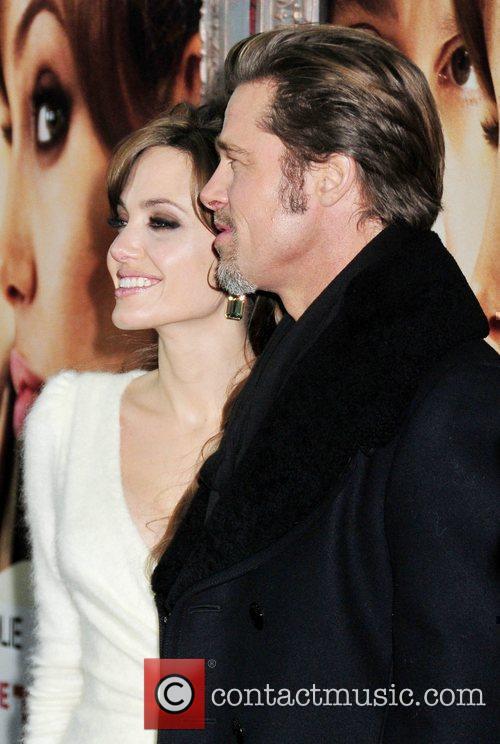 Angelina Jolie and Brad Pitt 25