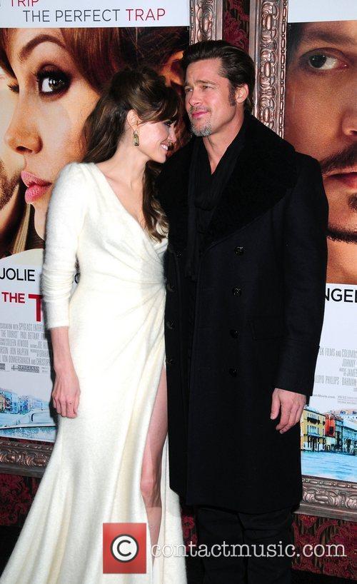 Angelina Jolie and Brad Pitt 26