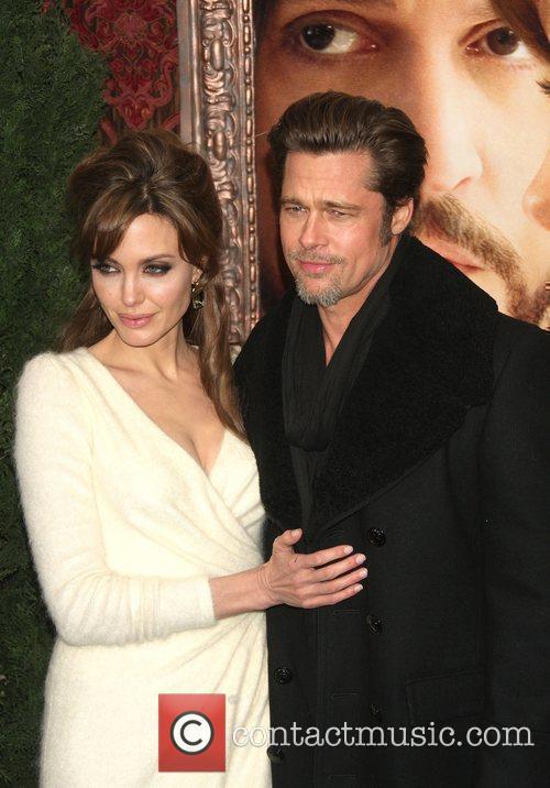 Angelina Jolie and Brad Pitt 30
