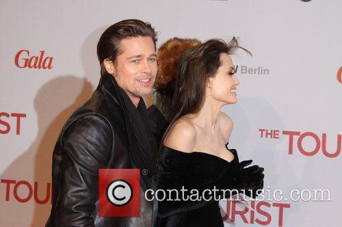 Angelina Jolie, Berlin and Brad Pitt 10