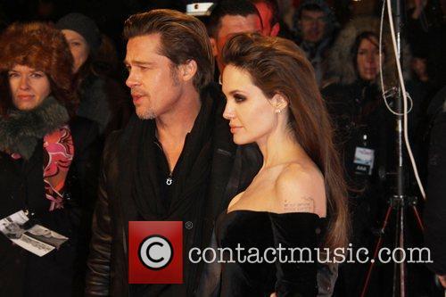 Angelina Jolie, Berlin and Brad Pitt 12