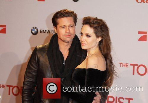Angelina Jolie, Berlin and Brad Pitt 3
