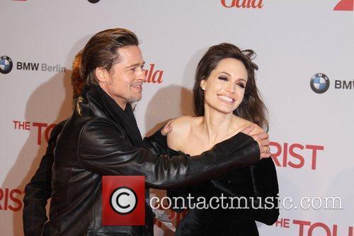 Angelina Jolie, Berlin and Brad Pitt 11
