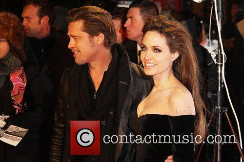 Angelina Jolie, Berlin and Brad Pitt 5