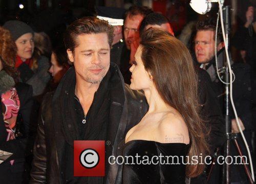 Angelina Jolie, Berlin and Brad Pitt 10