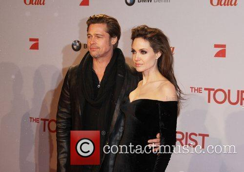 Angelina Jolie, Berlin and Brad Pitt 9
