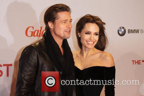 Angelina Jolie, Berlin and Brad Pitt 4