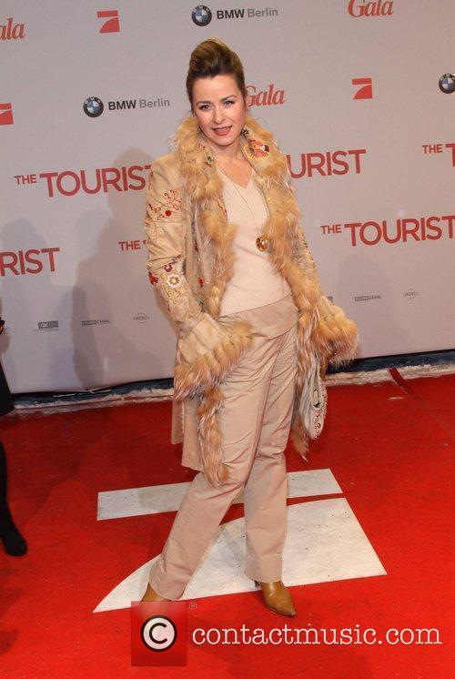 'The Tourist' premiere at the Cinestar at Potsdamer...