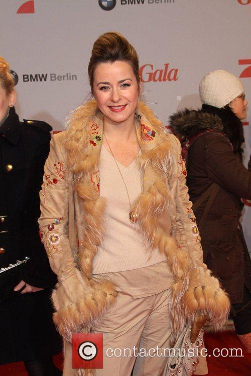 TV host Bettina Cramer  'The Tourist' premiere...