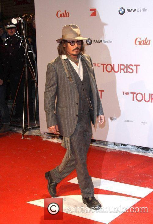 Johnny Depp, Berlin