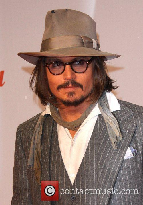 Johnny Depp and Berlin 10