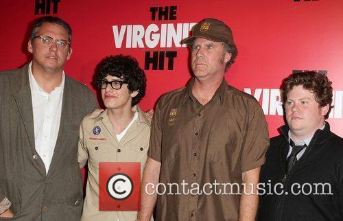 Special KROQ Screening of The Virginity Hit held...