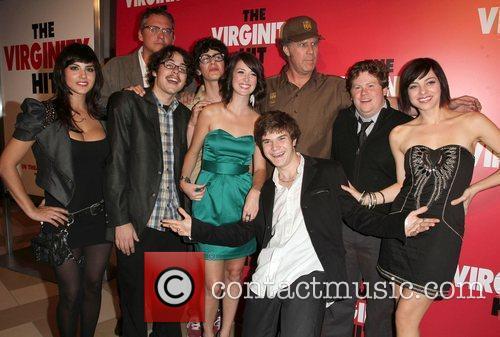 Sunny Leone, Adam McKay, Jacob Davich and Will Ferrell 3