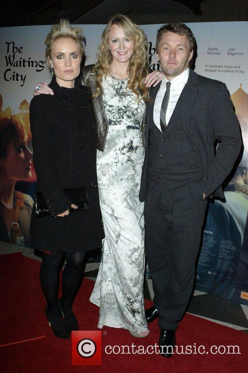 Radha Mitchell, Claire Mccarthy and Joel Edgerton 2