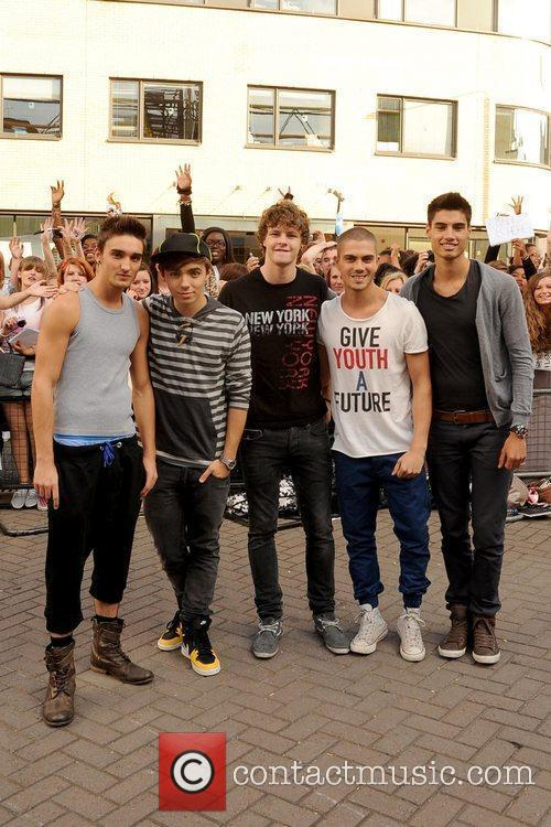 Max George and Mtv 4