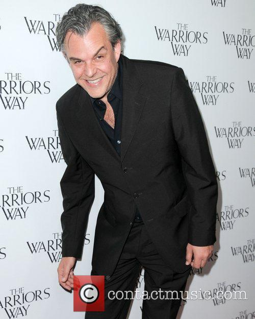 Danny Huston  The screening of 'The Warrior's...
