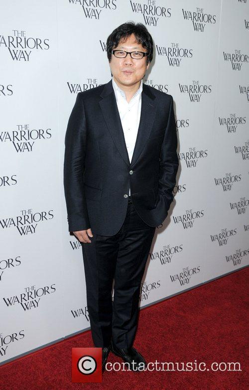 Sngmoo Lee  The screening of 'The Warrior's...