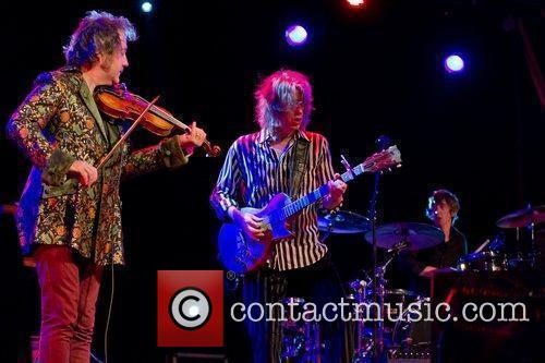 The Waterboys performing live at Festival do Alentejo...